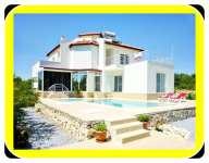 Didim, Akbük Yeşiltepe Satalık Müstakil Havuzlu Villa