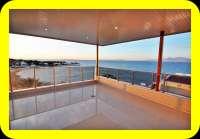 Denize Sıfır Deniz Manzaralı Çatı Dubleks