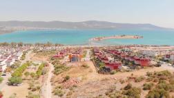 Didim Akbükte Deniz Manzaralı Plaja Yakın Villa Arsası