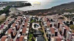 Didim İmbat Koyunda Denize Sıfır Sitede Satılık Villa