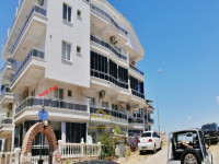Didim Hisar'da Havuzlu Sitede 2+1 Eşyalı Daire