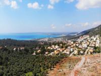 Didim Akbük Hekimler Sitesinde Satılık Villa Arsası